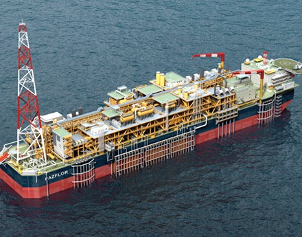 West Africa Field Development FPSO