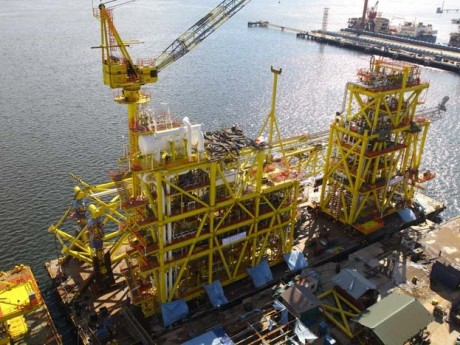 Kinabalu KNPG Topsides Project