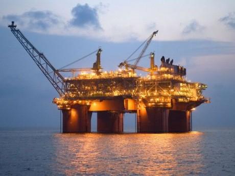 Malikai TLP Deepwater Project